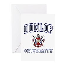 DUNLOP University Greeting Cards (Pk of 10)