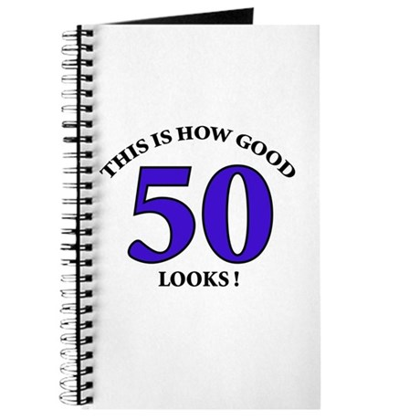 How Good - 50 Looks Journal