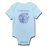 My Little Dandelion  Baby Onesie