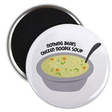 Chicken Noodles Soup Magnets