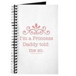 Pink Daddy's Princess Journal