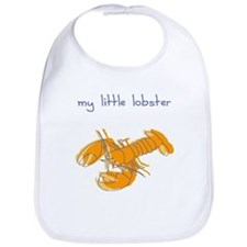 My Little Lobster Bib