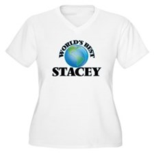 World's Best Stacey Plus Size T-Shirt