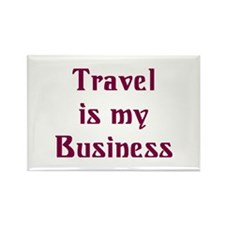 Travel Agent Rectangle Magnet (10 pack)