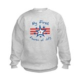 My First Fourth Sweatshirt