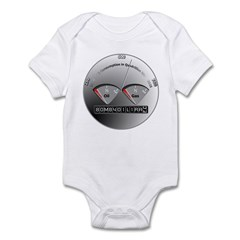 Oppose War 4 Oil with this Infant Bodysuit
