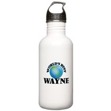 World's Best Wayne Water Bottle