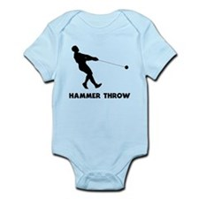 Hammer Throw Body Suit