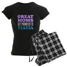 Great Moms Promoted YiaYia Pajamas