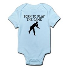 Born To Play The Game Body Suit