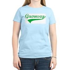 Green Guernsey T-Shirt