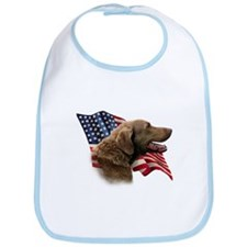 Chessie Flag Bib