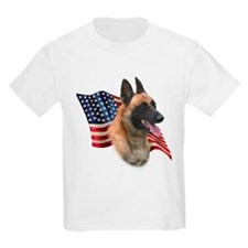 Malinois Flag T-Shirt