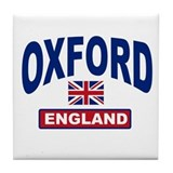 Oxford England Tile Coaster