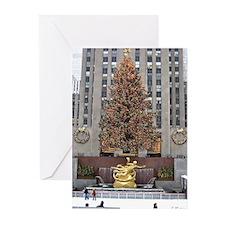New York City Christmas Cards (Pk of 10)