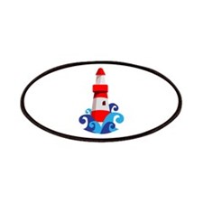 Lighthouse Patches