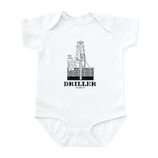 Driller Infant Bodysuit