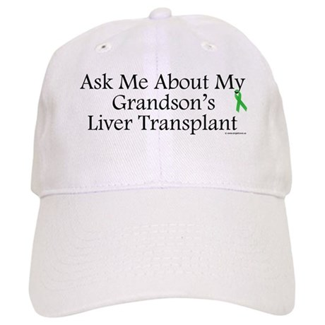 Ask Me Grandson Liver Cap