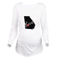 Georgia Love Long Sleeve Maternity T-Shirt