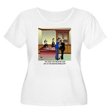 Bathroom Cart T-Shirt