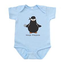 Ninja Penguin Body Suit