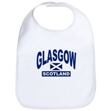 Glasgow Scotland Bib