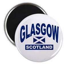 Glasgow Scotland Magnet