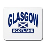 Glasgow Scotland Mousepad