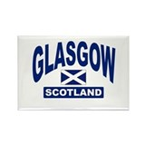Scottish Rectangular Magnet