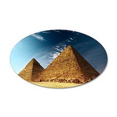 Great Pyramid Of Giza Wall Decal