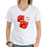 Lucky Dice Shirt - red dice