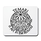 Temari AIR Mousepad