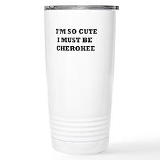 Cute Ndn Travel Mug