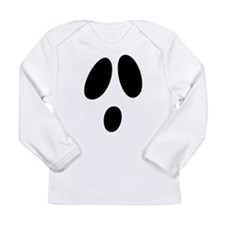 Ghost Face Infant Long Sleeve T-Shirt