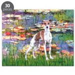 MP-LILIES2-ItalianGreyhound7.png Puzzle