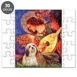 Lhasa Apso 4 - Mandolin Angel.png Puzzle