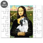 Lhasa Apso 2 - Mona Lisa.png Puzzle