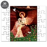 Lhasa Apso 4 - Seated Angel.png Puzzle