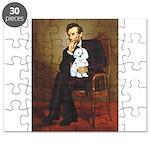 Lincoln / Maltgese (B) Puzzle