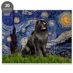 STARRY-Newfie-Blk2.png Puzzle