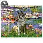 5.5x7.5-Lilies-NorwElk.png Puzzle