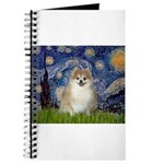 Starry-Pom1-Cream-white.png Journal