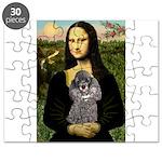 Poodle (8S) - Mona Lisa.png Puzzle
