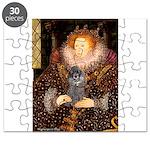 Poodle (8S) - Queen.png Puzzle