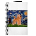 Poodle (Apricot 9) - Starry Night.png Journal