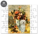 Poodle (13W) - Vase of Flowers.png Puzzle