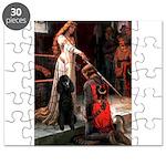 5.5x7.5-Accolade-Poodle-Blk-Paris.PNG Puzzle