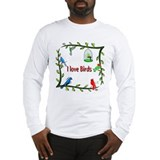 Cage free Long Sleeve T-Shirt