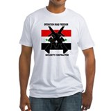 OIF Security Contractor  Shirt