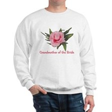 Grandmother of the Bride Sweatshirt
